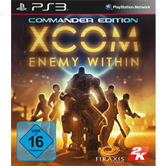 XCOM: Enemy Within - Commander Edition