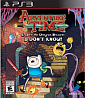 Adventure Time: Explore the Dungeon Because I Don't Know! (US Import)´