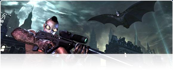 Batman: Arkham City - Steelbook