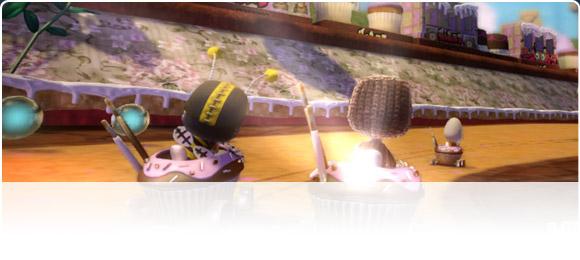 Little Big Planet Karting Für Die Playstation 3