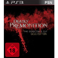 Deadly Premonition: Director's Cut Gold Edition (PSN)