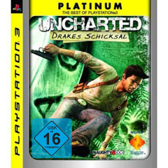 Uncharted - Drakes Schicksal - Platinum