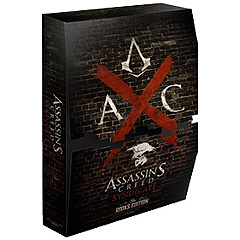 Assassin´s Creed: Syndicate - The Rooks Edition (AT Import)