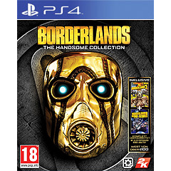 Borderlands: The Handsome Collection (AT Import)