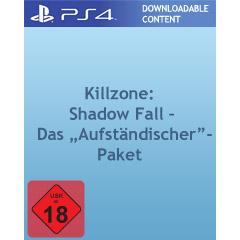 """Killzone: Shadow Fall – Das """"Aufständischer""""-Paket (DLC)"""