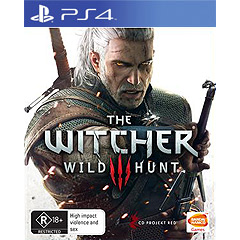 The Witcher 3: Wild Hunt (AU Import)