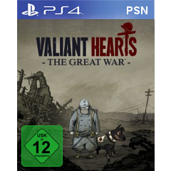 Valiant Hearts: The Great War (PSN)