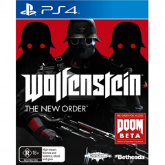 Wolfenstein: The New Order (AU Import)