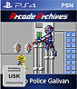 Arcade Archives Cosmo Police Galivan (PSN)´