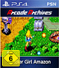 Arcade Archives Soldier Girl Amazon (PSN)´