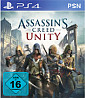 Assassin's Creed Unity (PSN)