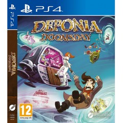 Deponia Doomsday - PS4