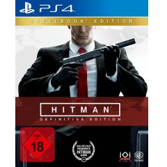 Hitman: Definitive Edition (Steelbook)