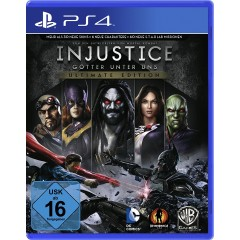 Injustice: Götter unter uns (Ultimate Edition)