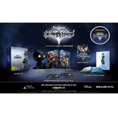 Kingdom Hearts Hd 2 5 Remix Collectors Edition Für Die Playstation 3