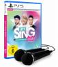Let's Sing 2022 mit deutschen Hits + 2 Mics´