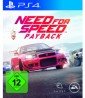 Need for Speed Payback Blu-ray