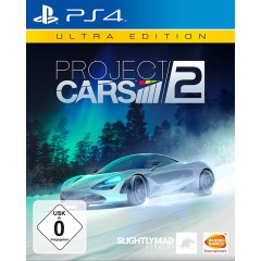 Project CARS 2 - Ultra Collector's Edition