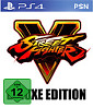 Street Fighter V - Deluxe Edition (PSN)