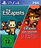 The Escapists + The Escapists: The Walking Dead Collection (PSN)