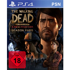 The Walking Dead: A New Frontier - Season Pass (PSN)