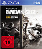 Tom Clancy's Rainbow Six Siege Gold Edition (PSN)