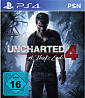 Uncharted 4: A Thief's End - Digital Edition (PSN)