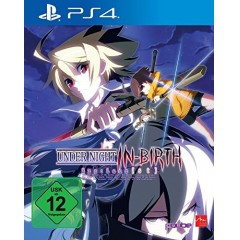 Under Night In-Birth Exe:Late[st] (Limited Edition)