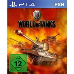 World of Tanks (PSN)