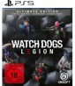 Watch Dogs: Legion - Ultimate Edition + The Resistant of London Figur