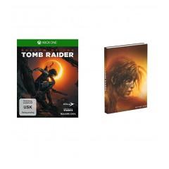 Shadow Of The Tomb Raider Inkl Lösungsbuch Für Die Xbox One