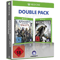 Big Hit Pack: Assassin's Creed Unity & Watch Dogs