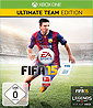 FIFA 15 - Ultimate Team Steelbook Edition´