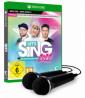 Let's Sing 2022 mit deutschen Hits + 2 Mics