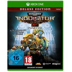 Warhammer 40.000 Inquisitor Martyr (Deluxe Edition)