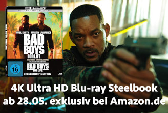 Bad Boys For Life 4K Steelbook