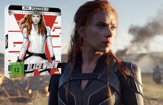 Black Widow 4K-Steelbook
