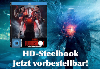 Bloodshot Steelbook