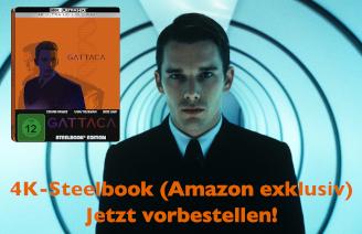 Gattaca 4K Steelbook