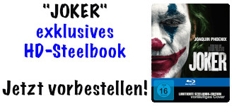 Joker HD Steelbook