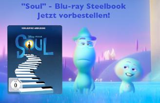 Soul steelbook