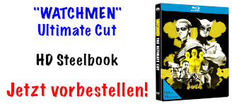 Watchmen HD Steelbook
