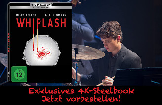 Whiplash 4K Steelbook