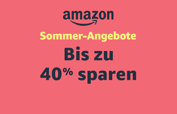 Amazon Sommerangebote 2020