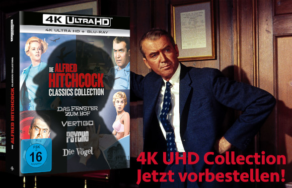 Hitchcock Collection 4K