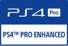 Optimiert für PS4 Pro