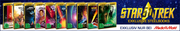 Star Trek Steelbooks